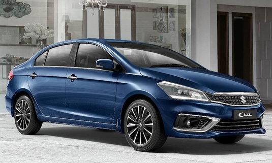 Suzuki Ciaz 2018 ไมเนอร์เชนจ์ใหม่เปิดตัวแล้วที่อินเดีย