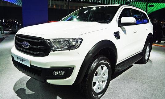 ดูชัดๆ! Ford Everest Trend 2.0 2019 รุ่นเริ่มต้นใหม่ หั่นราคาเหลือเพียง 1.299 ล้านบาท