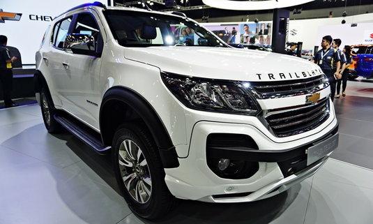 Chevrolet Trailblazer Perfect Edition 2019 ใหม่ หั่นราคาลง 190,000 บาท
