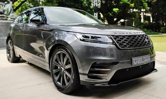 Range Rover Velar 2019 ใหม่ หั่นราคาในไทยลง 1.099 ล้านบาท