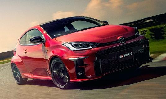 Toyota GR Yaris 2021 ใหม่ เคาะราคาจำหน่ายในไทย 2,690,000 บาท