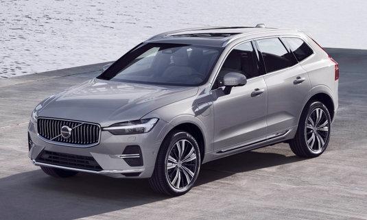 Volvo XC60 2021 ใหม่ ปรับโฉมย่อยเพิ่มระบบปฏิบัติการ Android สุดล้ำ