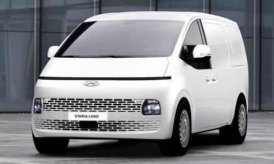 Hyundai Staria-Load 2022 ใหม่ เวอร์ชันตู้ทึบเพื่อการพาณิชย์เริ่มขายแล้วที่ออสเตรเลีย