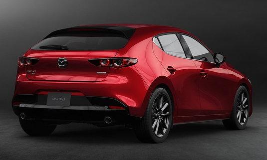 Mazda 3 2019 ใหม่ เตรียมเปิดตัวที่งานโตเกียวออโตซาลอน