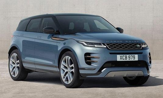 Range Rover Evoque 2019 ใหม่ ปรับดีไซน์เทียบชั้น Velar เผยโฉมอย่างเป็นทางการแล้ว