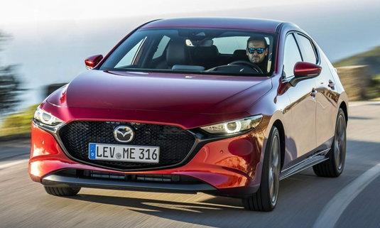 All-new Mazda3 ใหม่ อาจปล่อยตัวแรงขุมพลังเทอร์โบ 2.5 ลิตร 250 แรงม้า
