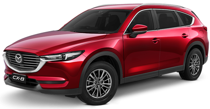 car insurance thailand MAZDA CX-8 2.2