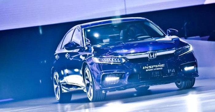 รวมรูปภาพของ Honda Envix 2019 ใหม่ พร้อมขุมพลัง 1.0 ลิตรเทอร์โบ เตรียมเปิดตัวที่จีน เม.ย.นี้ รูป ...