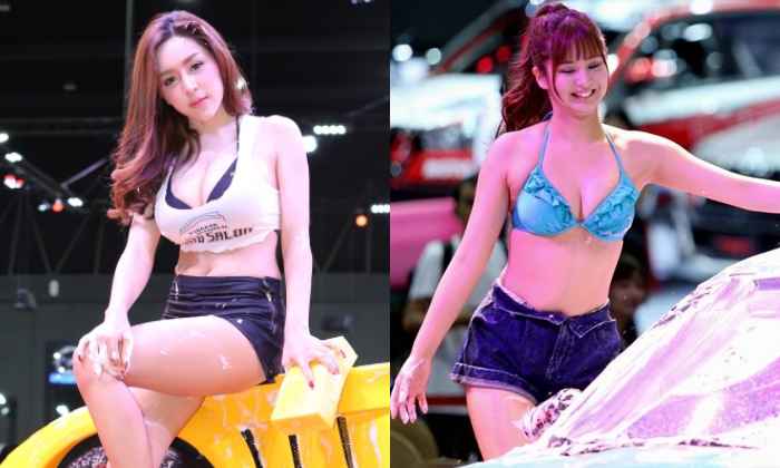 ย้อนรอยความฮอตปรอทแตกของสาวๆ ในงาน Auto Salon การันตีปีนี้จัดเต็มเช่นเดิม!