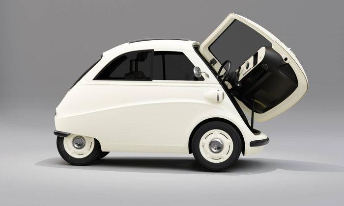 รถจิ๋วพลังไฟฟ้า! Artega Karo-Isetta 2020 ความวินเทจทรง Bubble Car เคาะราคาเริ่ม 6 แสน