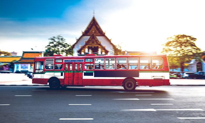 ขึ้นรถโดยสารประจำทางช่วงโควิด-19 ให้ปลอดภัย ต้องทำอย่างไรบ้าง?