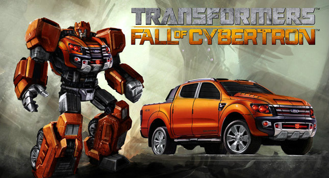 Ford Ranger Transformer