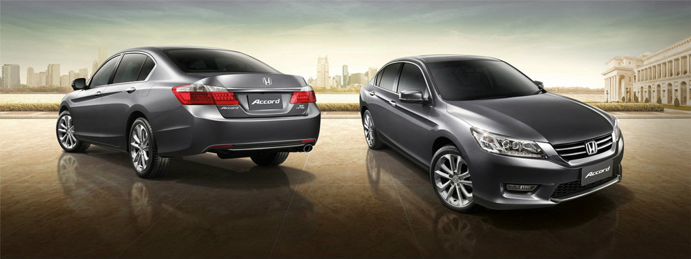 All  New! Honda Accord 2013