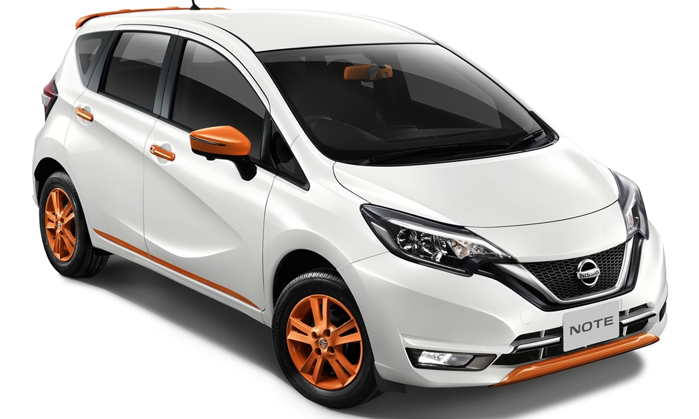 nissan note personalization. Black Bedroom Furniture Sets. Home Design Ideas
