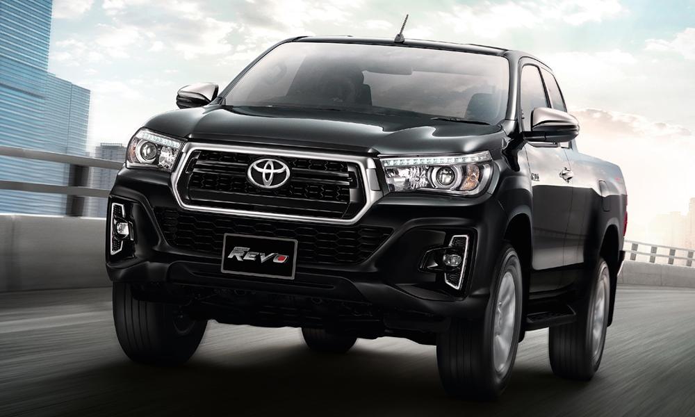 Toyota Hilux Revo 2018 ไมเนอร์เชนจ์ใหม่ เคาะราคารุ่นท็อป