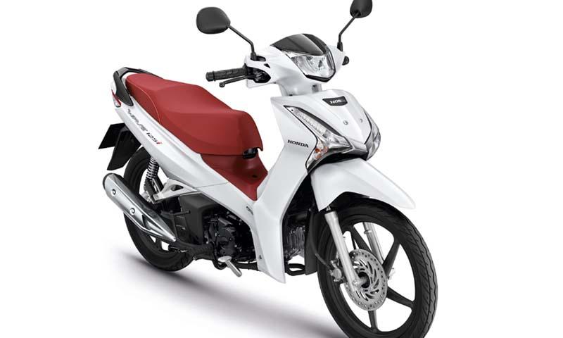 Honda Wave 125i 2018 ใหม่ ประหยัด 64 กม./ลิตร ราคาเริ่ม