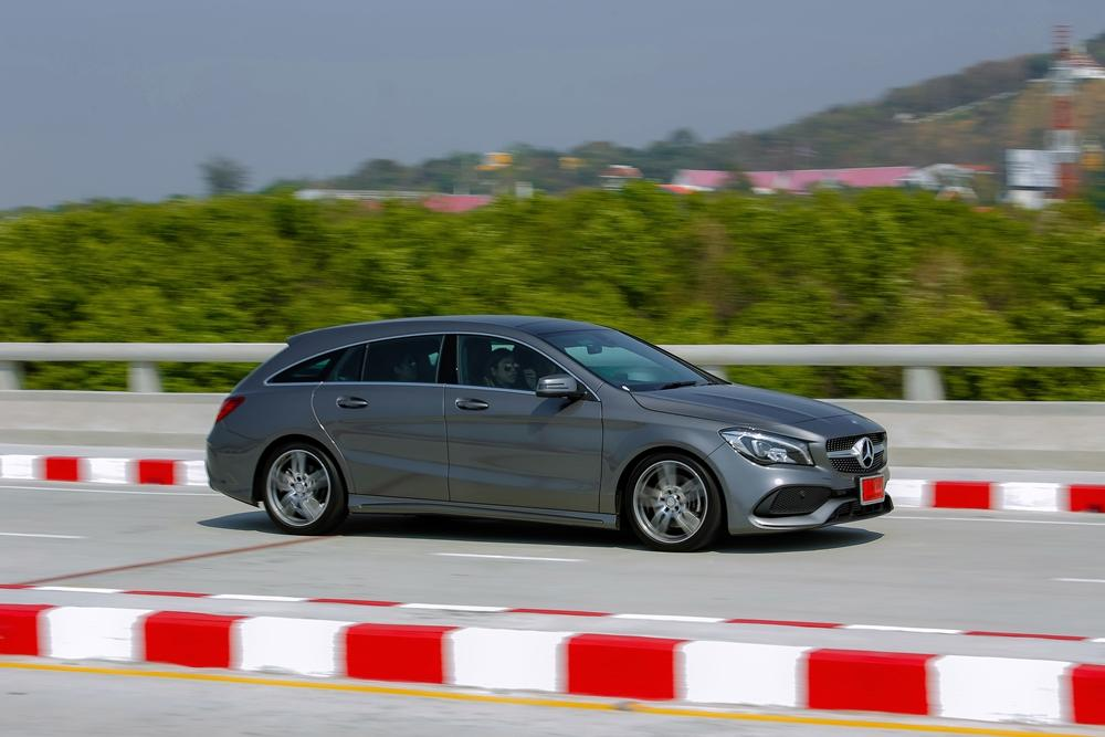 CLA 250 Shooting Brake AMG Dynamic