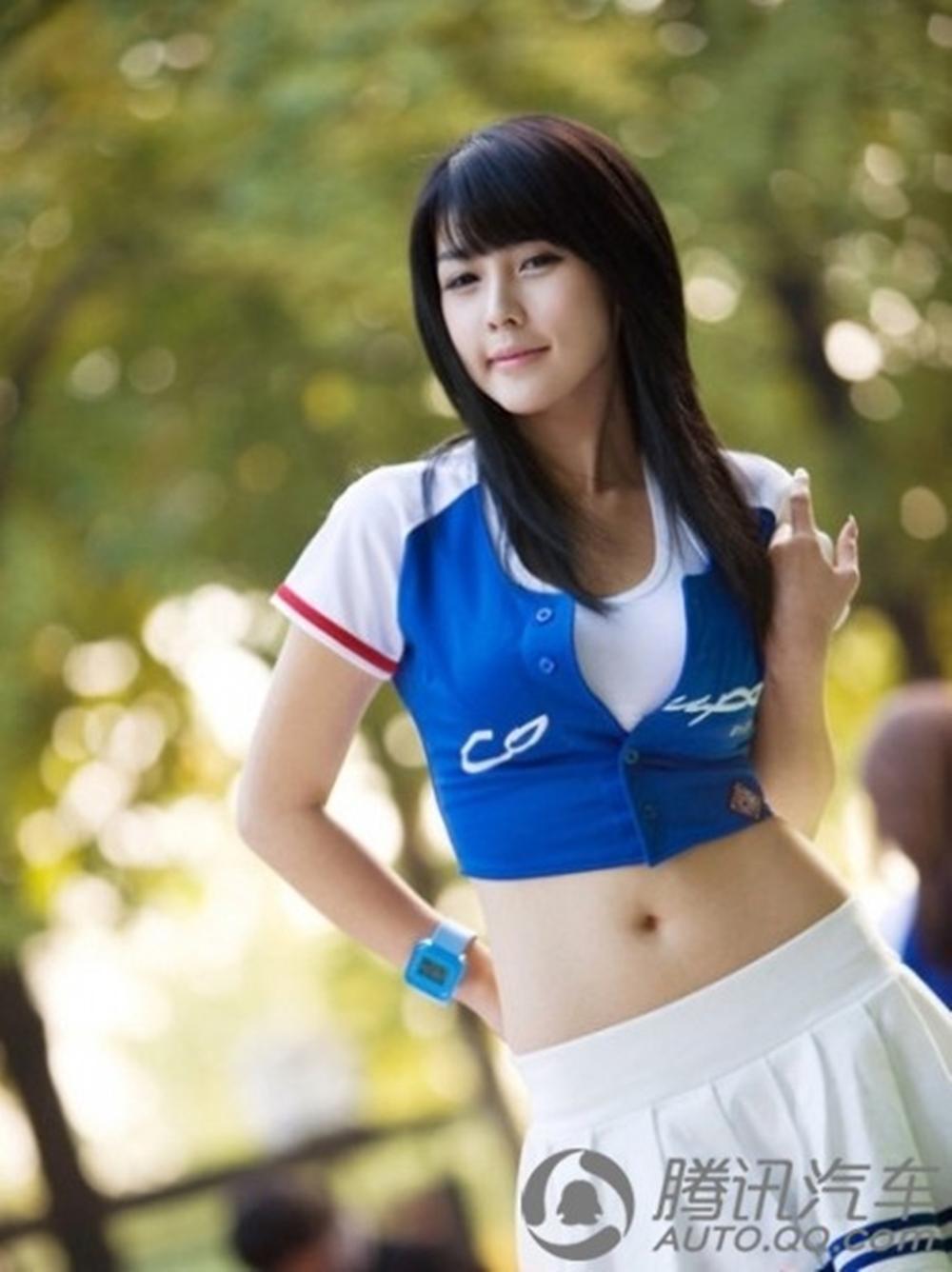 พริตตี้เกาหลี