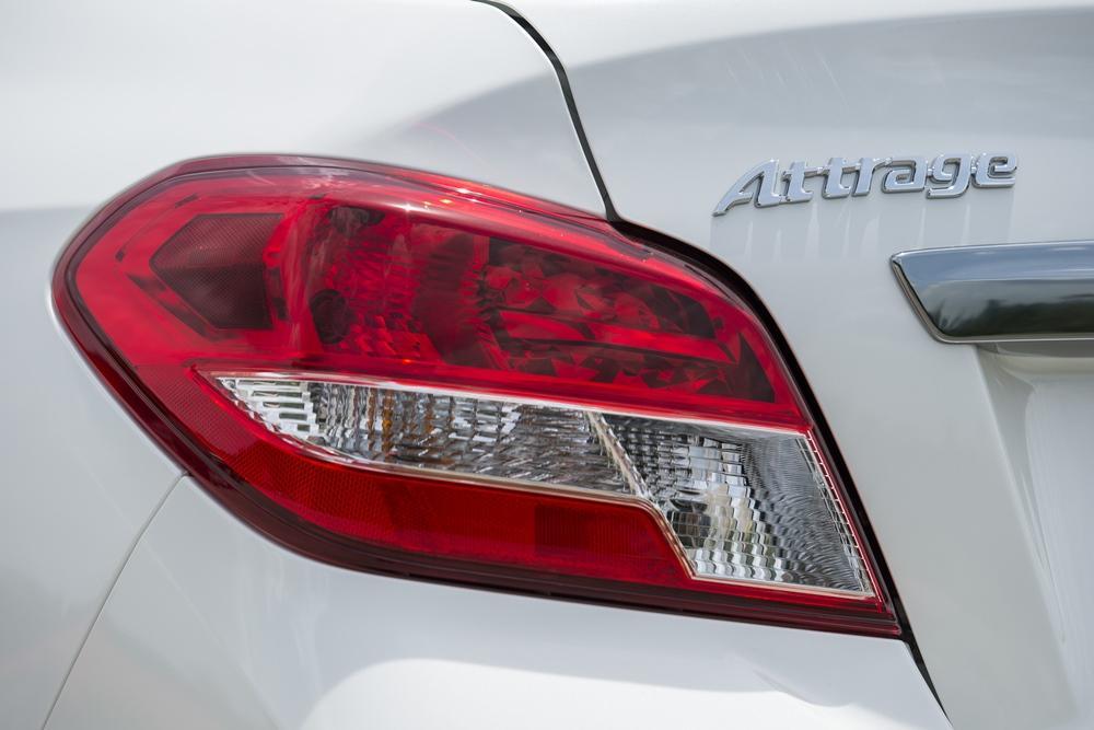 Mitsubishi Mirage/Attrage 2017