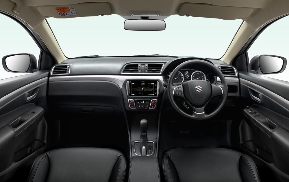 Suzuki Ciaz RS 2017