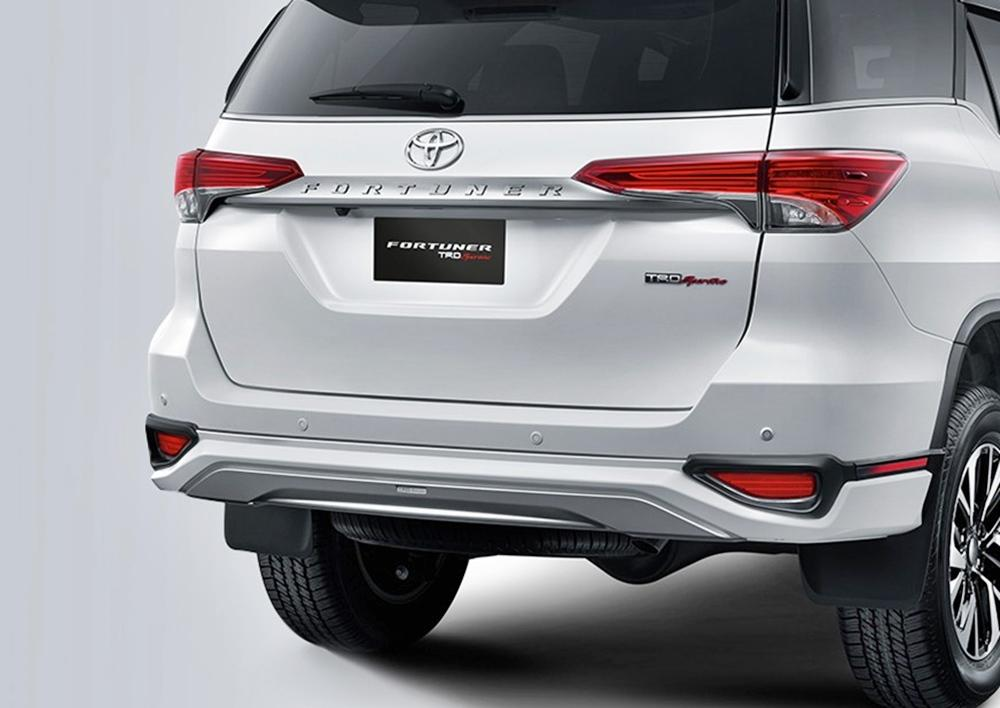Toyota Fortuner TRD Sportivo 2017