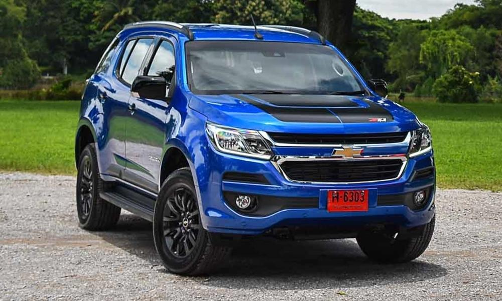Chevrolet Trailblazer Z71 2017