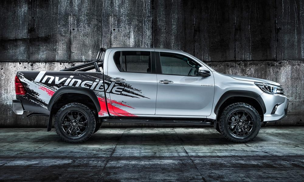 Toyota Hilux Invincible 50 2018