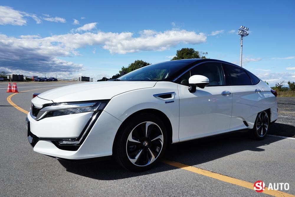 Honda Clarity 2018