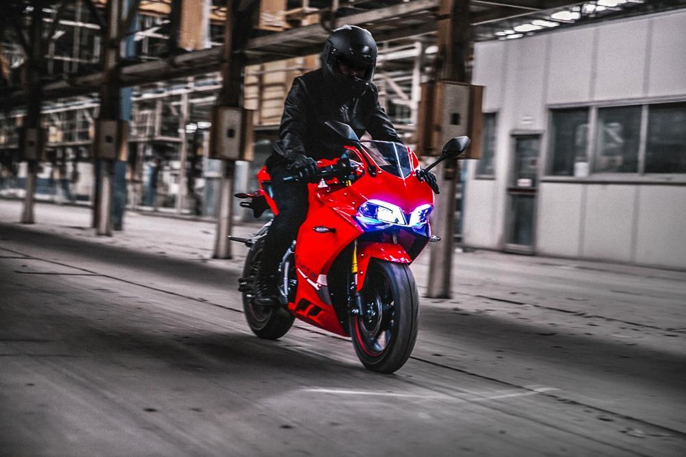 GPX Demon 150 GR 2018