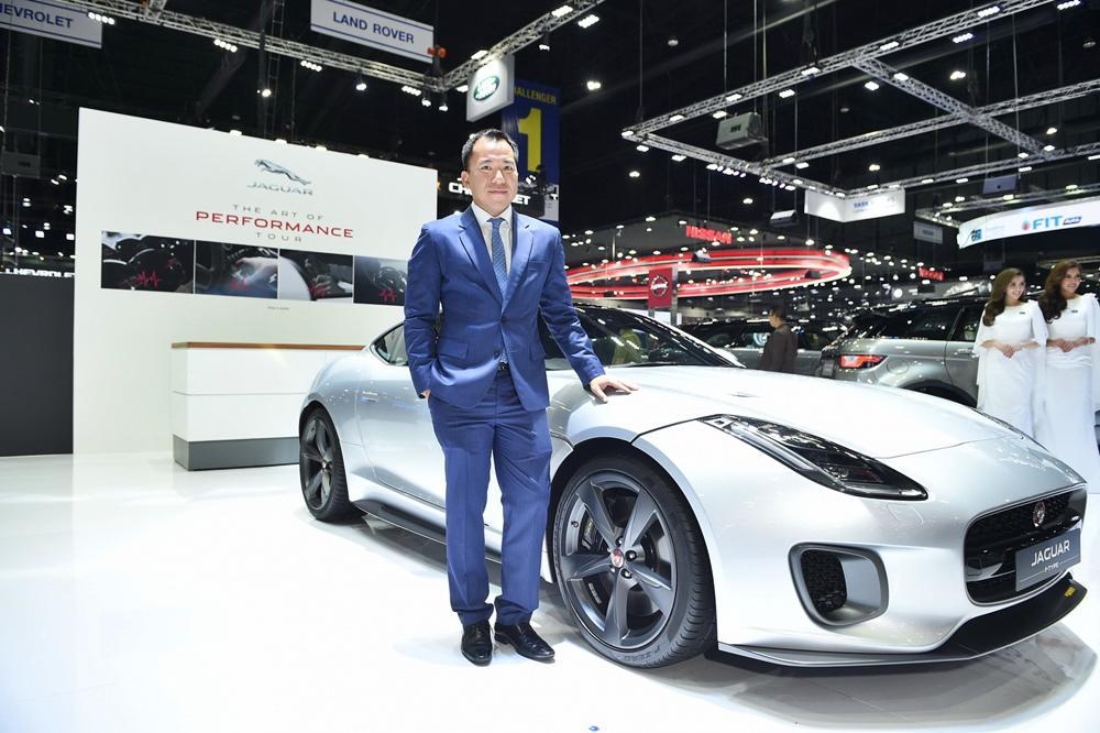 Jaguar F-Type 400 Sport 2018
