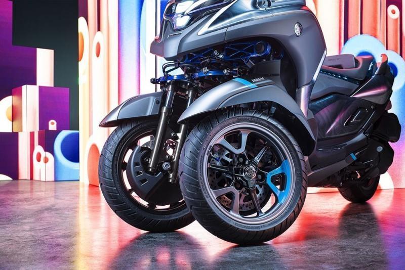 Yamaha 3CT 2019