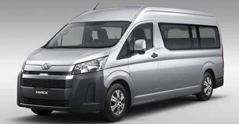 All-new Toyota Hiace 2019