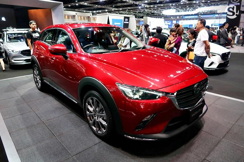 Mazda CX-3 Exclusive Mods 2019