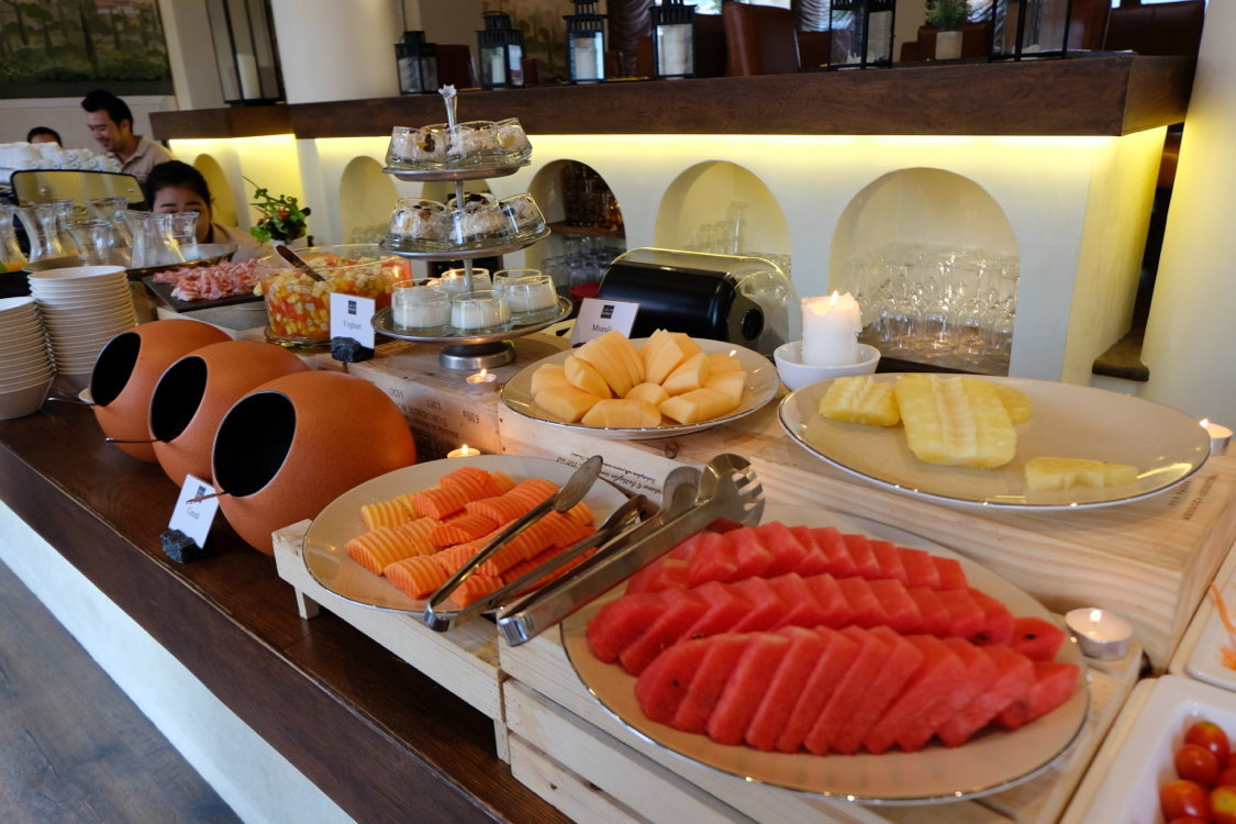 Breakfast at Toscana Town Square Khao Yai copy 1