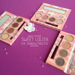 REVIEW♥Sweet Lolita Eye Shadow Palette