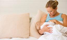 5 วิธีให้ลูกดื่มนมแม่ได้นานที่สุด