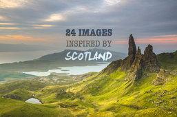 24 ภาพ ที่ทำให้คุณอยากไปเห็น Scotland ด้วยตาตัวเอง