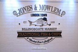 รีวิวร้าน JONES and MOWLEM ร้านฟิชแอนด์ชิปส์ สไตล์อังกฤษ [ Chill Journey ]