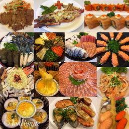 Teyashi บุฟเฟต์ปิ้งย่าง ชีสไม่อั้น ซีฟู้ด เกาหลี แซลมอนซาชิมิ และอีกมากมายกว่า 150 รายการ
