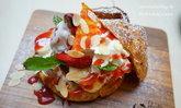 Bonjour! วันนี้ลองไปทานขนมสไตล์ฝรั่งเศสกันหน่อยมั๊ย? : Pain Perdu