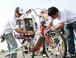 ประกาศรายชื่อ 16 ทีมสุดยอดรถจักรยานหุ่นยนต์ไร้คนบังคับ