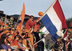 เกาะติดฟุตบอลโลกสุดๆ  กับอัศวินสีส้มฮอลแลนด์ ไปเรียนฮอลแลนด์กันไม๊คะ
