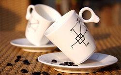 ถ้วยกาแฟ ไร้แรงดึงดูด!!~
