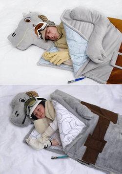 10 Ideas ถุงนอนแบบแปลกๆ รับลมหนาว