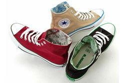 เปิดประวัติ รองเท้าสุดคลาสสิก Converse