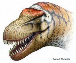 นักโบราณคดีพบญาติไดโนเสาร์ T. rex ในจีน