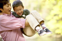 10 คำพูดดีๆที่ลูกอยากได้ยินจากพ่อแม่