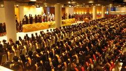 พิธีประสาทปริญญา มหาวิทยาลัยศรีปทุม ปีการศึกษา 2553