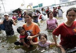 หลัก 10 ประการ ดูแลสุขภาพช่วงน้ำท่วม