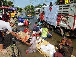 อาหารที่ควรมีติดบ้านในยามน้ำท่วม